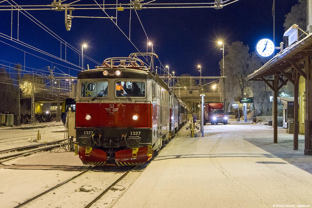 nattåget från stockholm